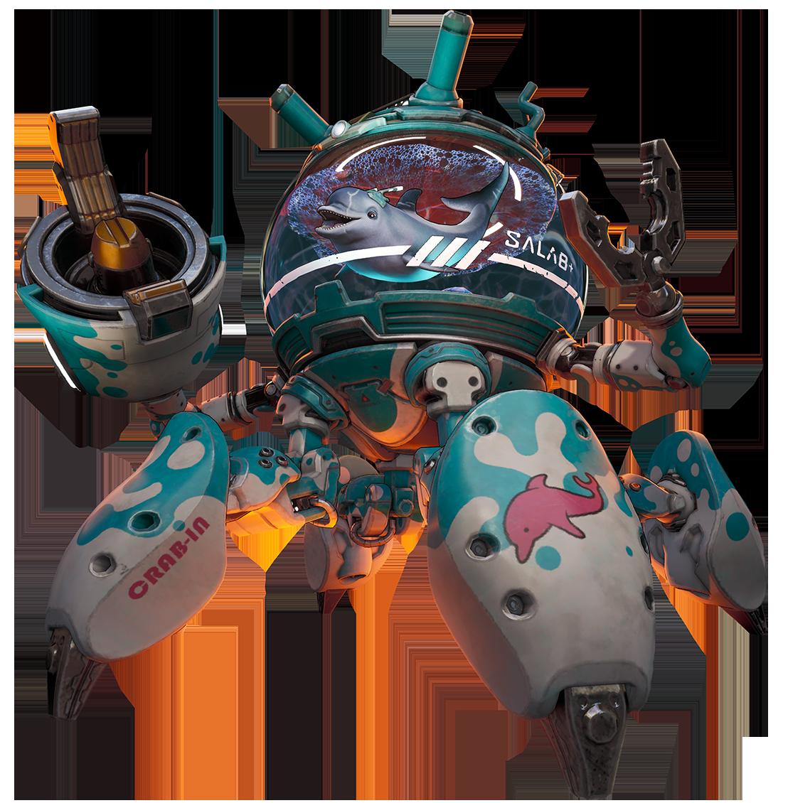 Mekko fighter preview image